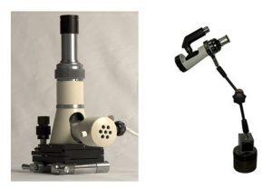 تصویر میکروسکوپ متالوگرافی